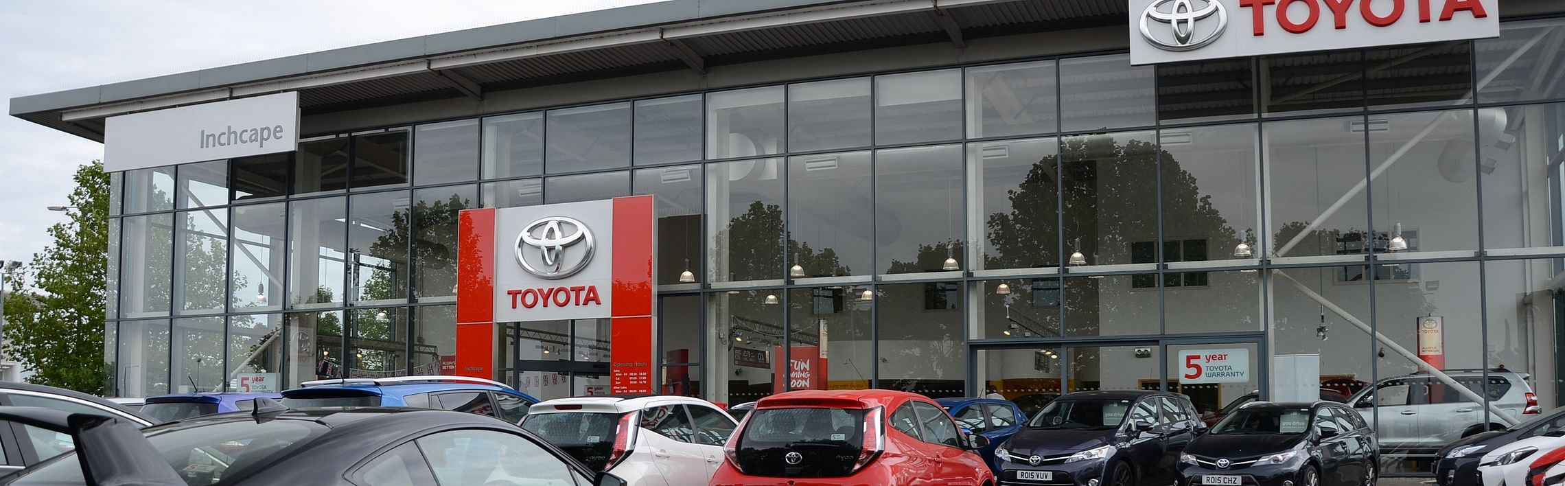 Inchcape Toyota Guildford